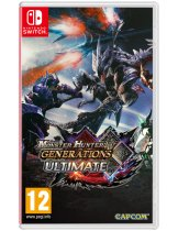 Купить Monster Hunter Generations Ultimate [NSwitch]