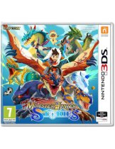 Купить Monster Hunter Stories [3DS]