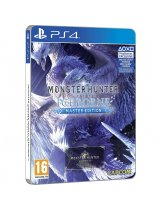 Monster Hunter: World - Iceborne Master Edition Steelbook [PS4]