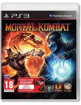 Купить Mortal Kombat [PS3]
