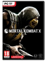 Купить Mortal Kombat X [PC,DVD]