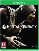 Купить Mortal Kombat X [Xbox One]