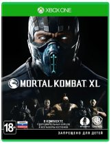 Купить Mortal Kombat XL [Xbox One]