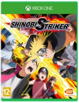 Диск Naruto to Boruto Shinobi Striker [Xbox one]