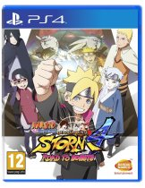 Naruto Shippuden Ultimate Ninja Storm 4: Road to Boruto [PS4]