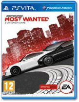 Диск Need for Speed Most Wanted 2012 (Б/У) [PS Vita]