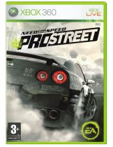 Обложка Need for Speed ProStreet [X360]