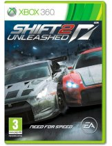 Обложка Need for Speed Shift 2 Unleashed [X360]
