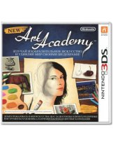 Диск New Art Academy [3DS] (англ. версия)
