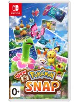 Диск New Pokemon Snap [Switch]