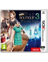 New Style Boutique 3: Styling Star [3DS]