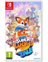 Диск New Super Luckys Tale [Switch]