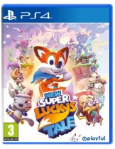 Диск New Super Luckys Tale [PS4]