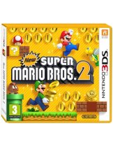 Купить New Super Mario Bros. 2 (Б/У) (без коробочки) [3DS]