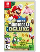 Диск New Super Mario Bros. U Deluxe [Switch]