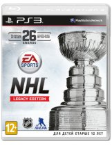 NHL 16 Legacy Edition [PS3]