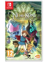 Купить Ni no Kuni: Wrath of the White Witch [NSwitch]