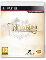 Диск Ni no Kuni: Wrath of the White Witch [PS3]
