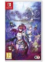 Диск Nights of Azure 2: Bride of the New Moon [Switch]
