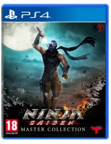 Диск Ninja Gaiden: Master Collection [PS4]