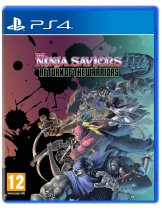 Диск Ninja Saviors: Return of the Warriors [PS4]