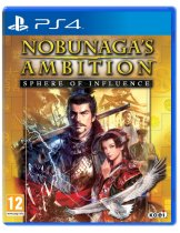 Диск Nobunagas Ambition: Sphere of Influence [PS4]