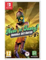 Диск Oddworld: Abes Oddysee - New n Tasty! [Switch]