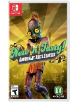 Диск Oddworld: Abes Oddysee - New n Tasty! (US) [Switch]
