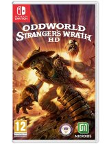 Диск Oddworld: Strangers Warth HD [Switch]