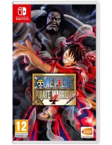 Диск One Piece: Pirate Warriors 4 [Switch]