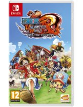 Купить One Piece: Unlimited World Red - Deluxe Edition (Б/У) [NSwitch]