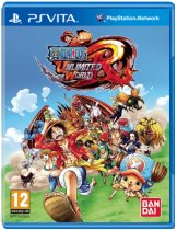 Диск One Piece: Unlimited World Red [PS Vita]