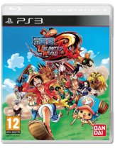 Диск One Piece: Unlimited World Red [PS3]
