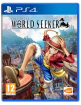 Купить One Piece World Seeker Collector's Edition [PS4]