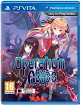 Operation Abyss: New Tokyo Legacy [PS Vita]