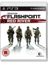 Диск Operation Flashpoint: Red River [PS3]