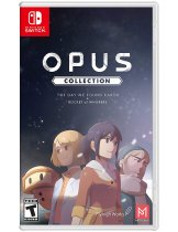 Диск OPUS Collection: The Day We Found Earth + Rocket of Whispers [Switch]