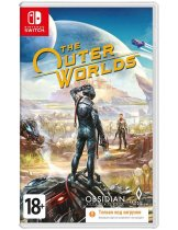 Диск The Outer Worlds [Switch]