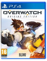 Купить Overwatch - Origin Edition + значки [PS4]