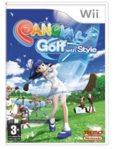Диск Pangya! Golf with Style (Б/У) [Wii]