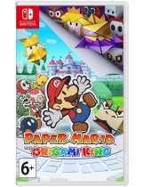 Диск Paper Mario: The Origami King [Switch]