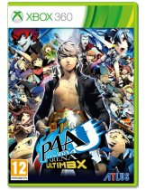 Persona 4 Arena: Ultimax [X360]
