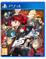 Диск Persona 5 Royal [PS4]
