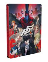 Persona 5 - SteelBook Edition [PS4]