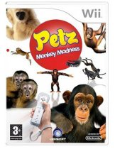 Диск Petz: Monkey Madness [Wii]