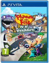Phineas & Ferb: Day of Doofenshmirtz [PS Vita]