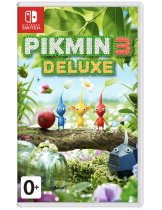 Диск Pikmin 3 Deluxe [Switch]