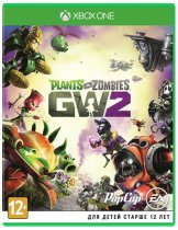 Диск Plants vs. Zombies Garden Warfare 2 [Xbox One]
