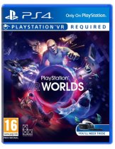 Диск PlayStation VR Worlds (Б/У) [PSVR]