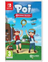Диск Poi: Explorer Edition [Switch]